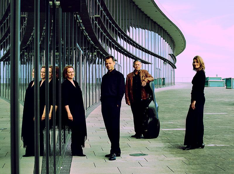 Das Gürzenich Quartett Köln